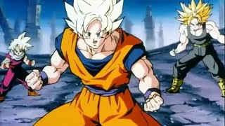 AMV DBZ       Goku VS Broly       In The End