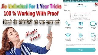 1 Year Jio Unlimited Data Any 4G Mobile With Proof Live Video