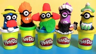 Play Doh Minions Mayhem Despicable Me - PlayDough Créations Chaotiques Mi Villano Favorito