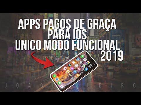 Como Baixar Aplicativos Pagos De Graça Para Iphone/Ipod/Ipad SEM JAILBREAK (unico modo funcional)