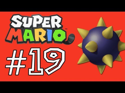Super Mario 3D Land Walkthrough: World 8-1. and 8-2 (Part 19)
