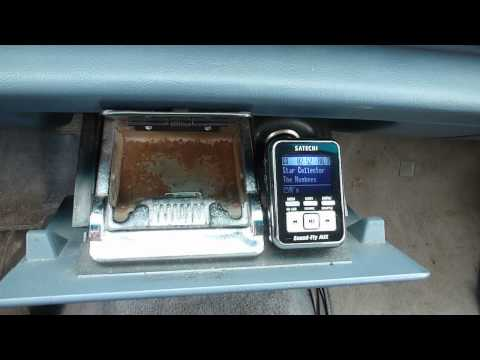 Forex cft-623a car mp3 fm transmitter