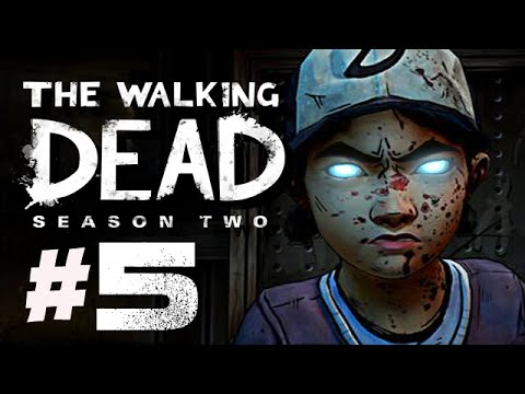 Tbfp The Walking Dead Season 2 (part 5) video