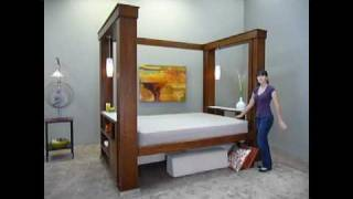 Double Space Bed: Aug. 2010