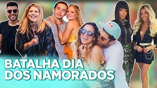 MC LOMA REVELA BOY, TEXTÃO DE ANITTA E SCOOBY, LUISA E WHINDERSSON COMENDO LINGUIÇA... | Foquinha