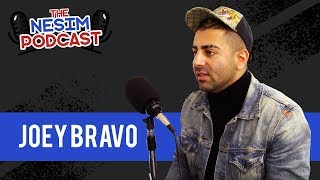 JOEY BRAVO over NEPPE TATTOOS, DUBAI,  BOKSEN & MEER - NESIM PODCAST #8