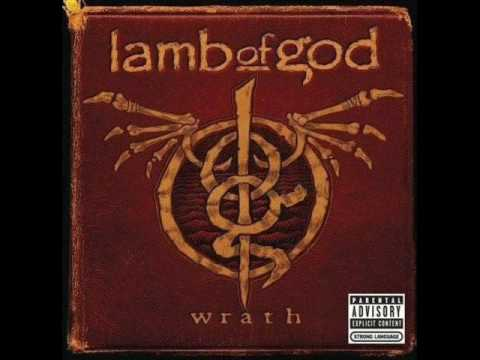 Lamb of God - Wrath Album - Grace