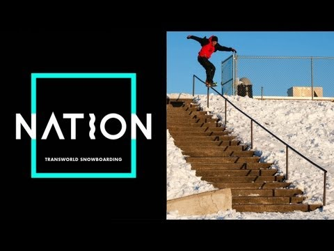 Nation Article 6 - The Midwest urban mission with Jonah Owen - TransWorld SNOWboarding