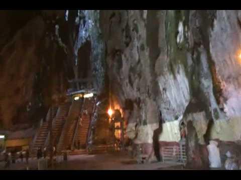 Big Hindu mountain cave temple 8