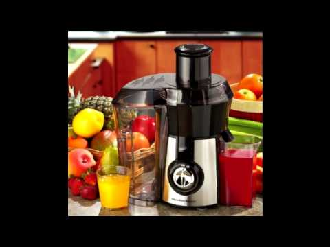 Hamilton Beach Big Mouth Juice Extractor 67601 for $42.98