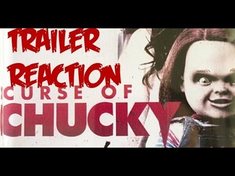 Curse of Chucky (2013): Trailer Reaction