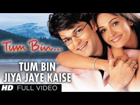 Tum Bin Jiya Jaye Kaise Full HD Song | Tum Bin | Priyanshu Chatterjee, Sandali Sinha, Rakesh Bapat thumbnail