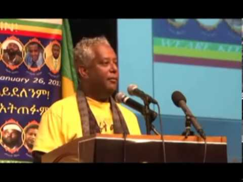 Tekbirrr! Tamagn Beyene became a voice to the muslims
