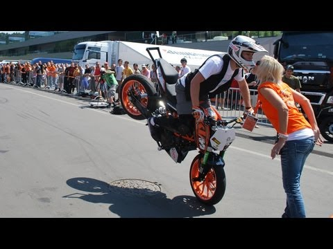 KTM Days - Red Bull Ring / Spielberg - 2011