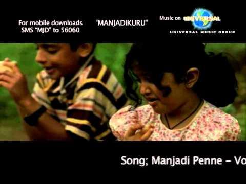 Manjadi Penne - Manjadikuru (malayalam Movie) video