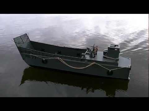 Landing craft LCM-3 brazil
