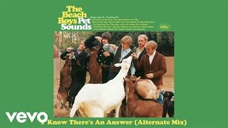 Watch Beach Boys I Know Theres An Answer video