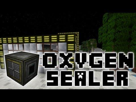 OXYGEN SEALER TUTORIAL [Deutsch] [HD] [Galacticraft] [Tekkit] [UE]
