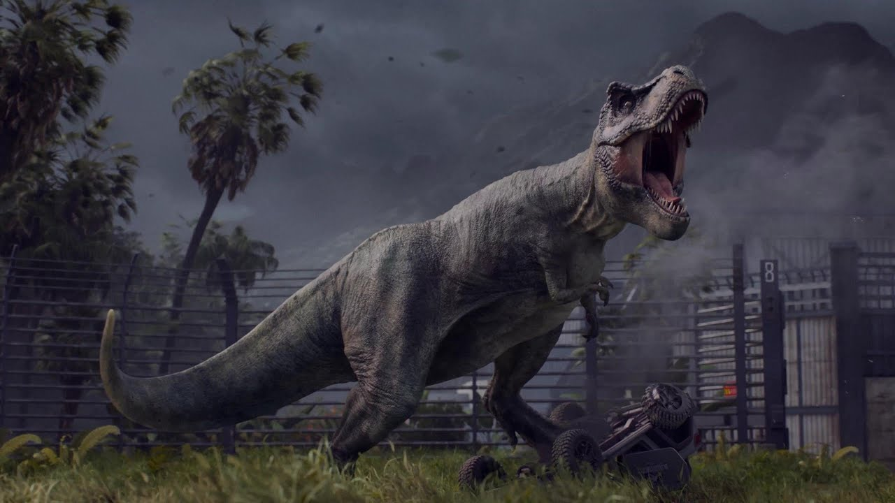 Jurassic world stream