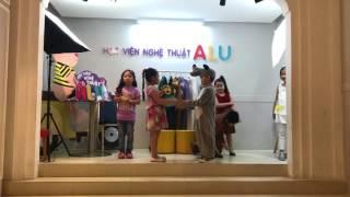 ALU Kể Chuyện/ MC Khai Trí/ MISA-MISU/ THẢO NGHI-Cô Bé Quàng Khăn Đỏ