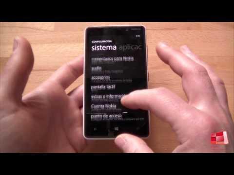 Review del Nokia Lumia 820: análisis en español en HD   FAQsWindowsPhone.com
