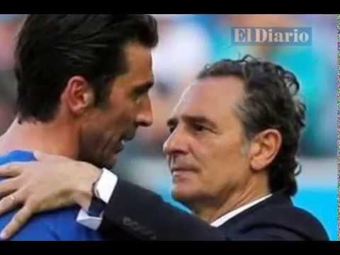 Renuncia el técnico Cesare Prandelli a selección italiana