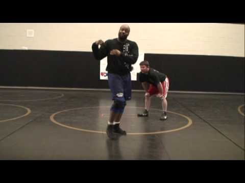 Lions Pride Grappling: Head Throw Freestyle Wrestling Instruction Image 1