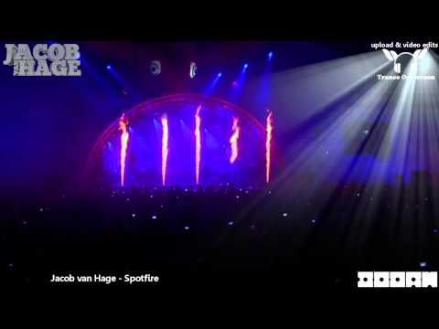 Jacob van Hage - Spotfire (Original Mix) Anytime is House time ★【MUSIC VIDEO ToJ edit】★