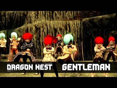 PSY – GENTLEMAN (Dragon Nest Ver.) # JAZE