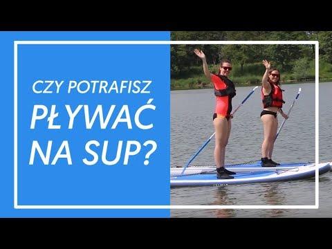 Jak Zacząć Pływać Na Stand Up Paddle? | DecaExpert | SUP