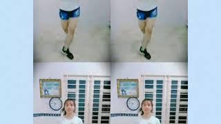 Tập thể dục trên nền nhạc dance