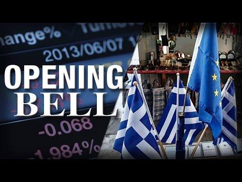 Greek Talks Hit Snag, U.S. Stocks Still Open Higher
