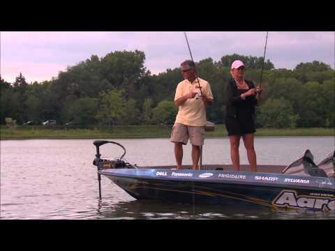 Minnesota Fishing in August