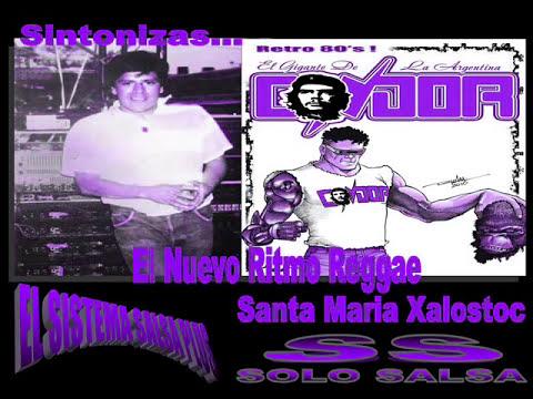 Sonido Condor Retro 80's ...en Sta. Ma. Xalostoc