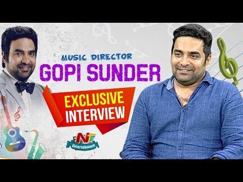 Download Lagu   Director Gopi Sundar Exclusive Interview | Geetha Govindam | Inkem Inkem | NTV ENT Mp3 Free