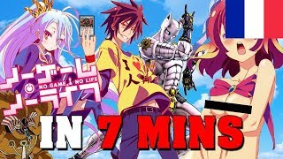 No Game No Life EN 7 MINUTES - GIGGUK FR - RE: TAKE