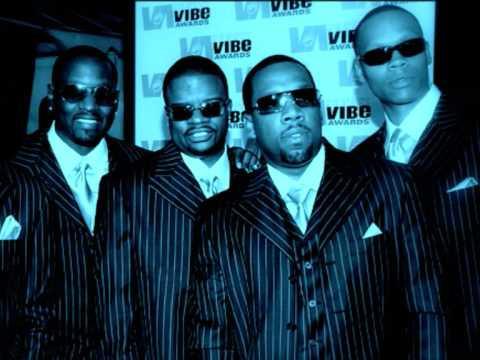 New Edition- Can You Stand The Rain