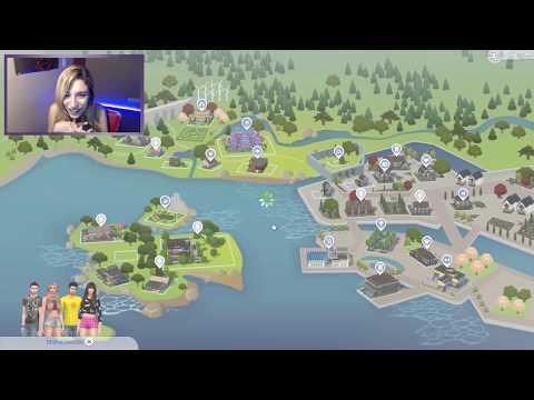 MI NOCHE DE BODAS CON CERSO | Perdida en la Ciudad | Los Sims 4 Urbanitas Episodio 30