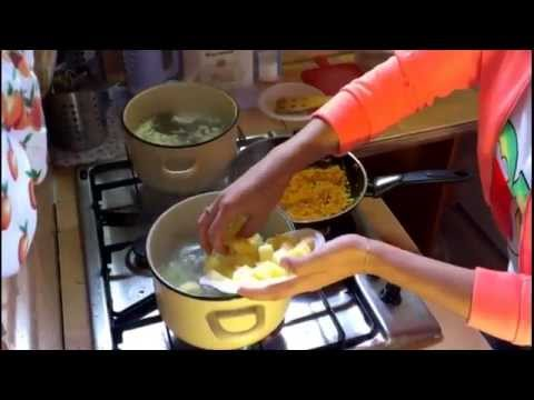 Как приготовить щи с говядиной - видео