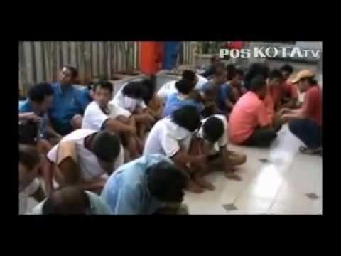 Enam Polisi di Palembang Aniaya Karyawan dan Menjarah Taman Hiburan