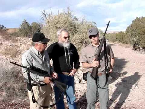 Gunblast.com - Ruger Gunsite Scout 308 Rifle - YouTube