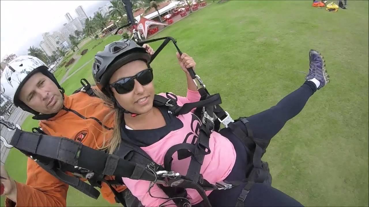 [Vanessa Voando de Parapente] Video