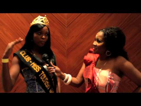 THE CATCH UP SHOW WITH MINNIE MARJ- INTERVIEW WITH MISS TOURISM GHANA