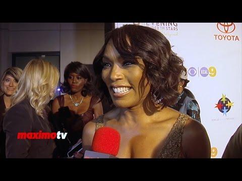 Angela Bassett on Directing Whitney Houston's New Biopic TV Movie