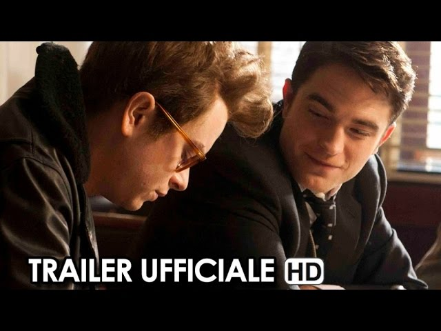 LIFE Trailer Ufficiale Italiano (2015) - Robert Pattinson [HD]