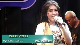Kalah Cepet - Via Vallen [OFFICIAL]