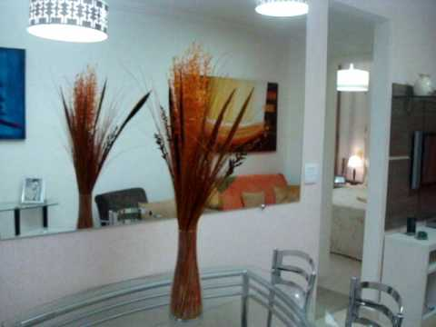 Apartamento decorado Campo Limpo Reserva do Bosque