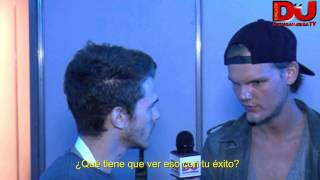 Avicii Video - AVICII - Entrevista Exclusiva @ ULTRA Buenos Aires
