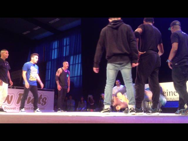 COLORZ vs TEAM VINOTINTO @ BATTLE INTERNATIONAL DE CORBEIL