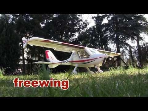 freewing Flight Design CTLS